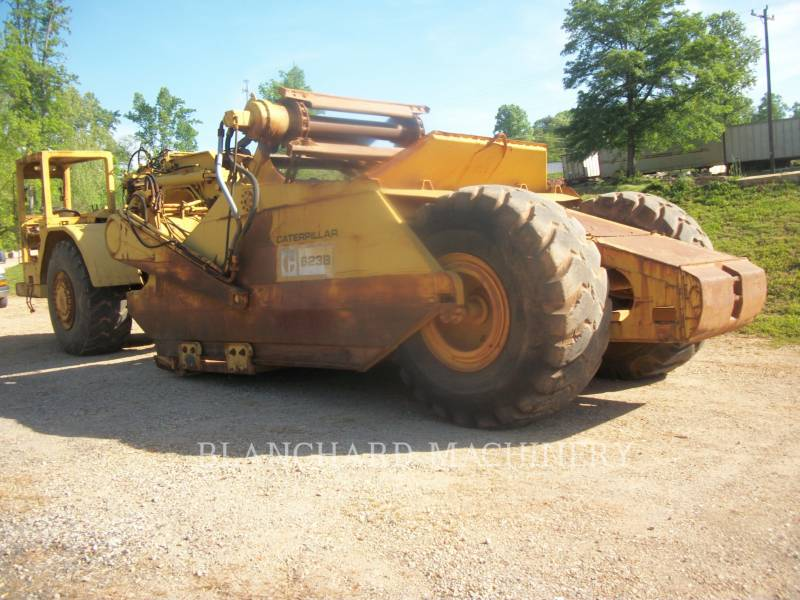 CATERPILLAR WHEEL TRACTOR SCRAPERS 623B equipment  photo 3