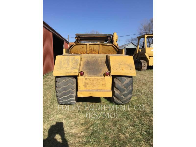 JOHN DEERE WHEEL TRACTOR SCRAPERS 760A equipment  photo 6