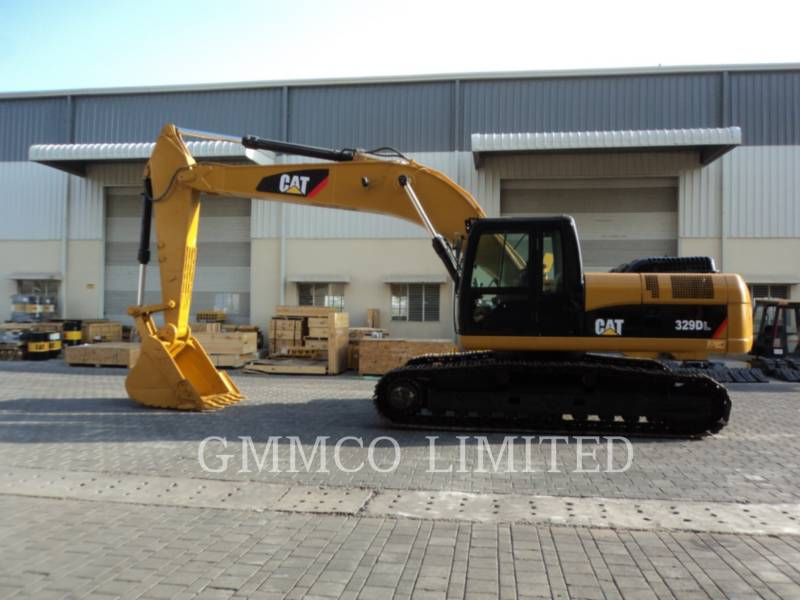 CATERPILLAR TRACK EXCAVATORS 329D equipment  photo 11