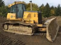 Equipment photo DEERE & CO. 850J TRACK TYPE TRACTORS 1