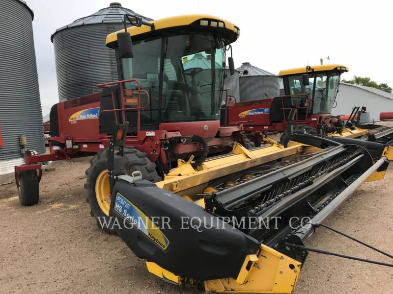 NEW HOLLAND LTD. AG HAY EQUIPMENT H8040N equipment  photo 4