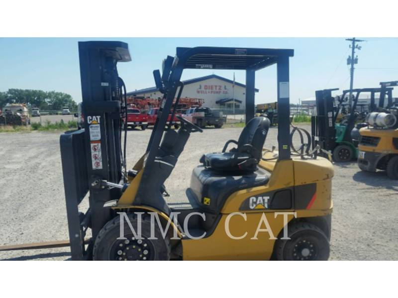 CATERPILLAR LIFT TRUCKS FORKLIFTS 2P5000GLE_MC equipment  photo 4
