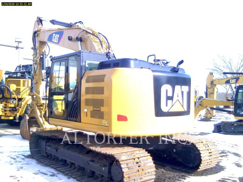 CATERPILLAR EXCAVADORAS DE CADENAS 320ELRR TH equipment  photo 4