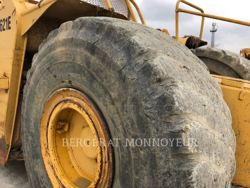 CATERPILLAR SCHÜRFZÜGE 621E equipment  photo 12