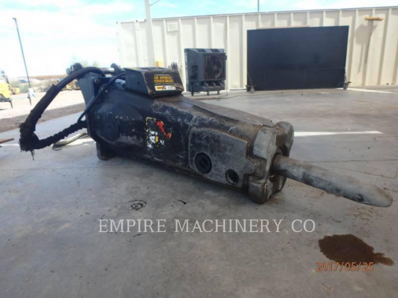 CATERPILLAR AG - HAMMER H75ES equipment  photo 4