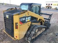 CATERPILLAR 多様地形対応ローダ 279D C3 HF equipment  photo 8