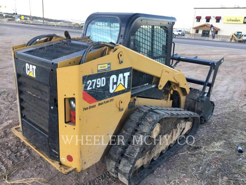 CATERPILLAR MULTI TERRAIN LOADERS 279D C3 HF equipment  photo 8