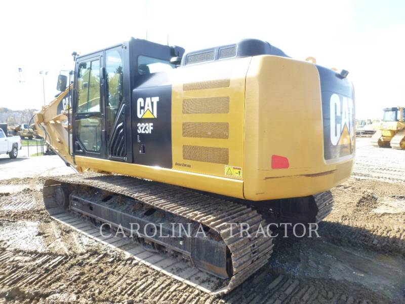 CATERPILLAR ESCAVADEIRAS 323F QC equipment  photo 6