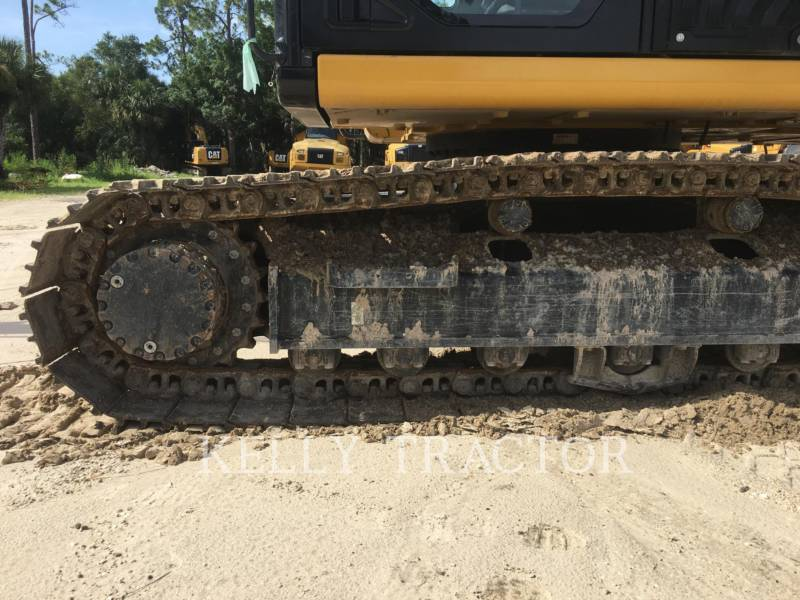 CATERPILLAR TRACK EXCAVATORS 316EL equipment  photo 13