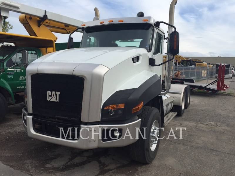 CATERPILLAR ON HIGHWAY TRUCKS CT660 T15M13 equipment  photo 1