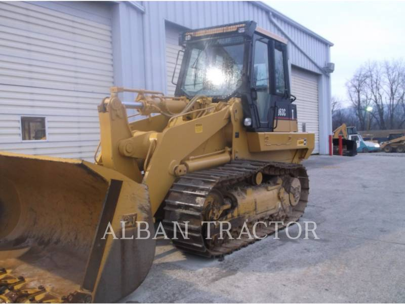 CATERPILLAR CARGADORES DE CADENAS 963C CAC equipment  photo 4