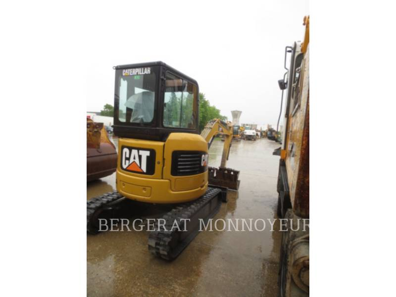 CATERPILLAR TRACK EXCAVATORS 303C CR equipment  photo 6