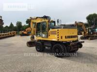 LIEBHERR ESCAVATORI GOMMATI A900C ZW L equipment  photo 5