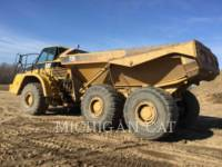 CATERPILLAR ARTICULATED TRUCKS 735 T equipment  photo 3