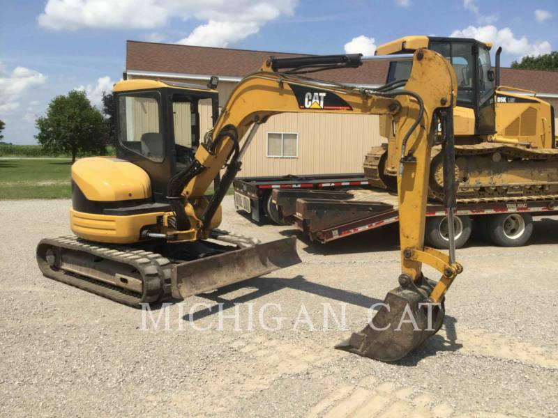 CATERPILLAR TRACK EXCAVATORS 305CR equipment  photo 1