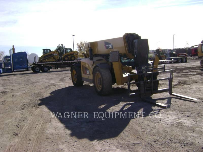 CATERPILLAR TELEHANDLER TL1255C equipment  photo 4