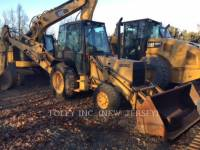 Equipment photo FORD 555C BAGGERLADER 1