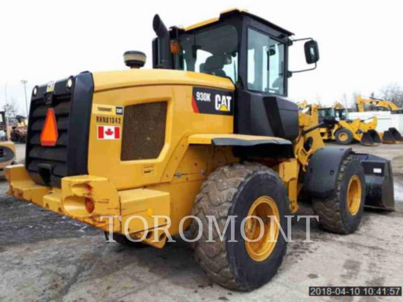 CATERPILLAR PALE GOMMATE/PALE GOMMATE MULTIUSO 930K equipment  photo 4