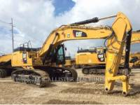 Equipment photo CATERPILLAR 352F TRACK EXCAVATORS 1