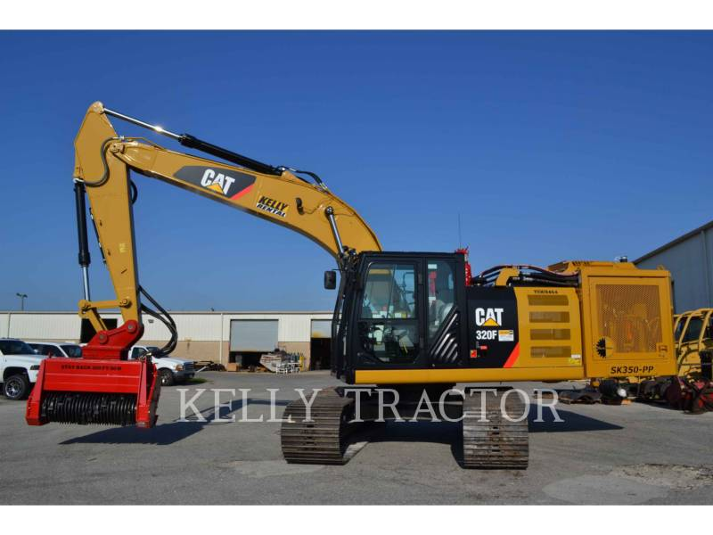 SUPERTRAK FORESTRY - SLASHER/CHIPPER 320FL / SK350PP equipment  photo 1