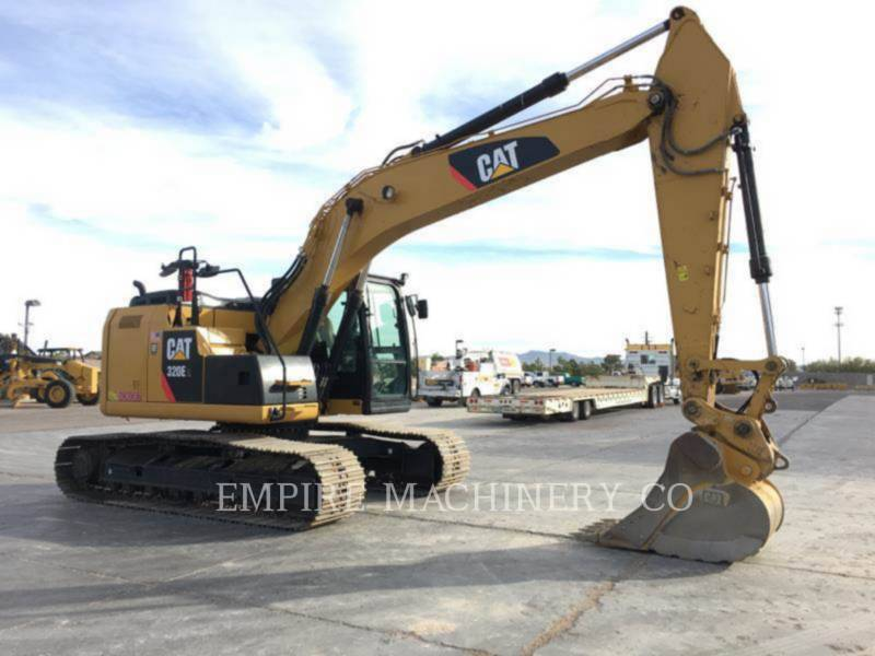 CATERPILLAR ESCAVADEIRAS 320ELRR equipment  photo 4