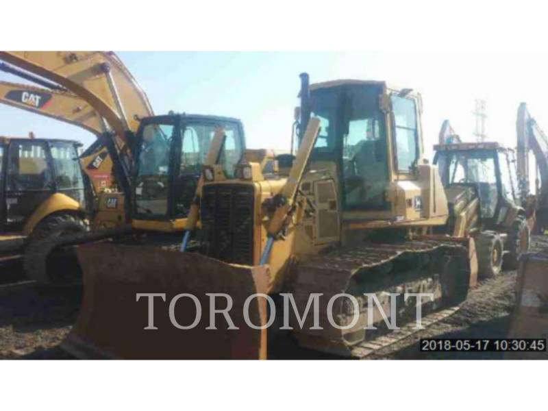 DEERE & CO. TRATTORI CINGOLATI 750C equipment  photo 1