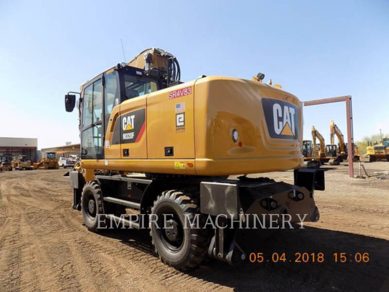 CATERPILLAR MOBILBAGGER M320F equipment  photo 3