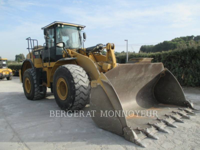 CATERPILLAR RADLADER/INDUSTRIE-RADLADER 972K equipment  photo 1