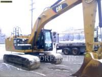 CATERPILLAR KOPARKI GĄSIENICOWE 320EL equipment  photo 2