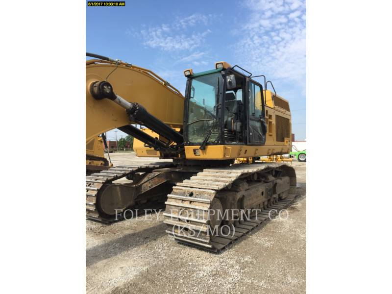 CATERPILLAR TRACK EXCAVATORS 374DL13 equipment  photo 1