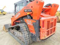 KUBOTA TRACTOR CORPORATION MULTI TERRAIN LOADERS SVL90-2 equipment  photo 4