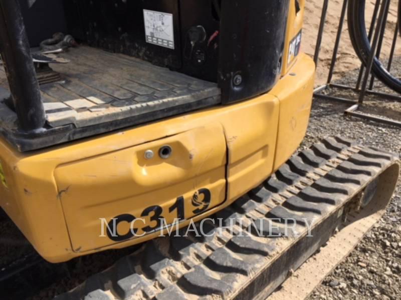 CATERPILLAR TRACK EXCAVATORS 304E2 CRCN equipment  photo 4