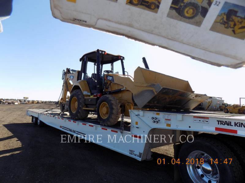 CATERPILLAR バックホーローダ 420F2 4EOP equipment  photo 1