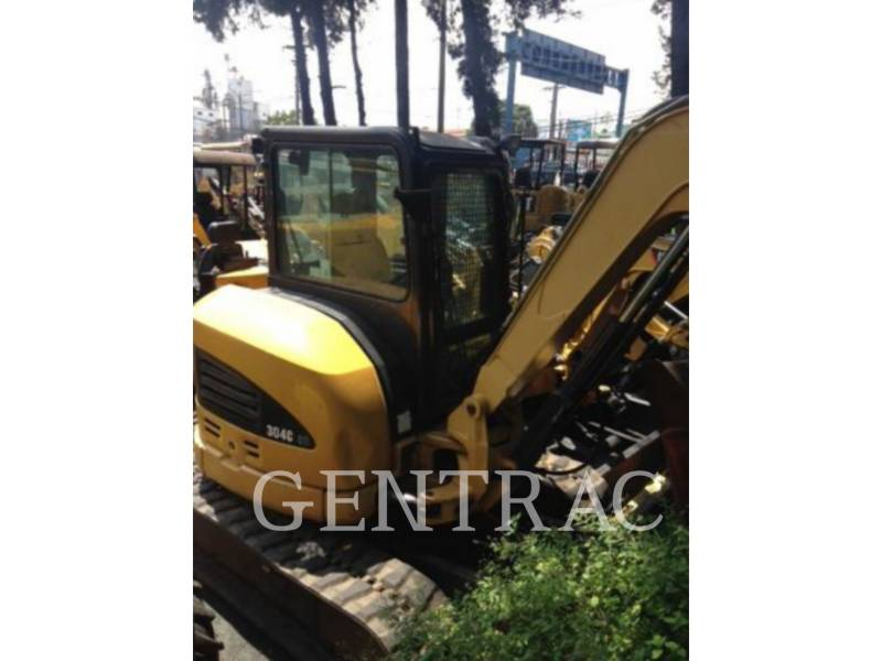 CATERPILLAR トラック油圧ショベル 304CCR equipment  photo 2