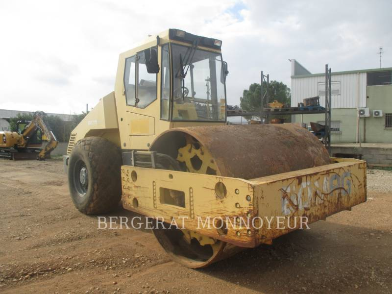 BOMAG COMPACTOREN BW219 equipment  photo 1
