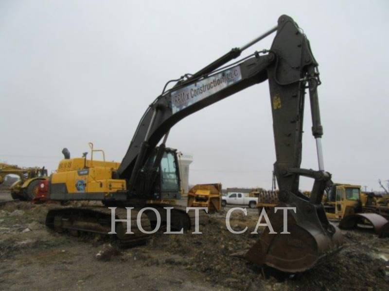 VOLVO TRACK EXCAVATORS 340D equipment  photo 2