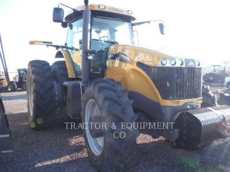 AGCO AG TRACTORS MT675C equipment  photo 2