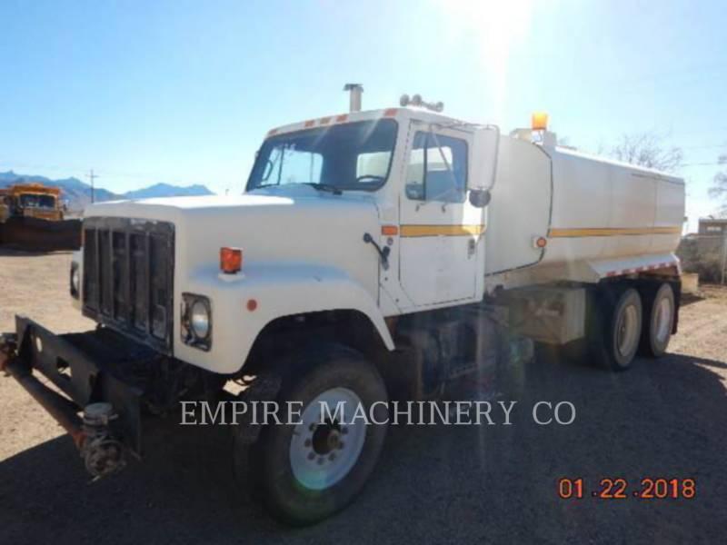INTERNATIONAL WASSER-LKWS 4K TRUCK equipment  photo 1