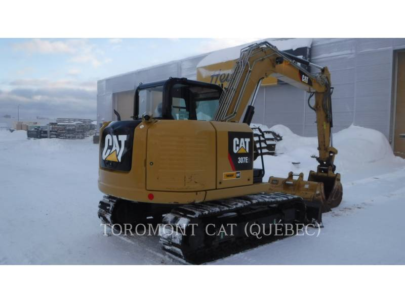 CATERPILLAR TRACK EXCAVATORS 307E2 equipment  photo 3