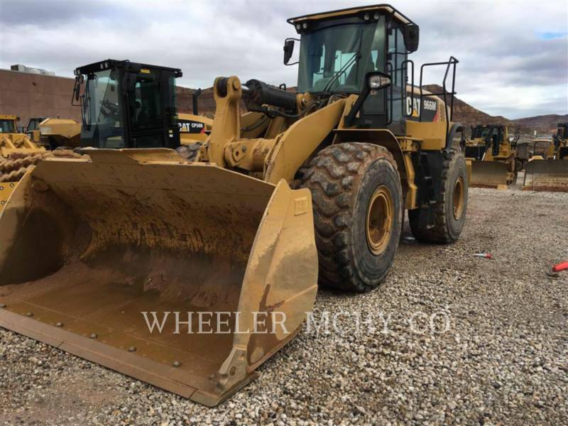 CATERPILLAR WHEEL LOADERS/INTEGRATED TOOLCARRIERS 966M QC 3V equipment  photo 1