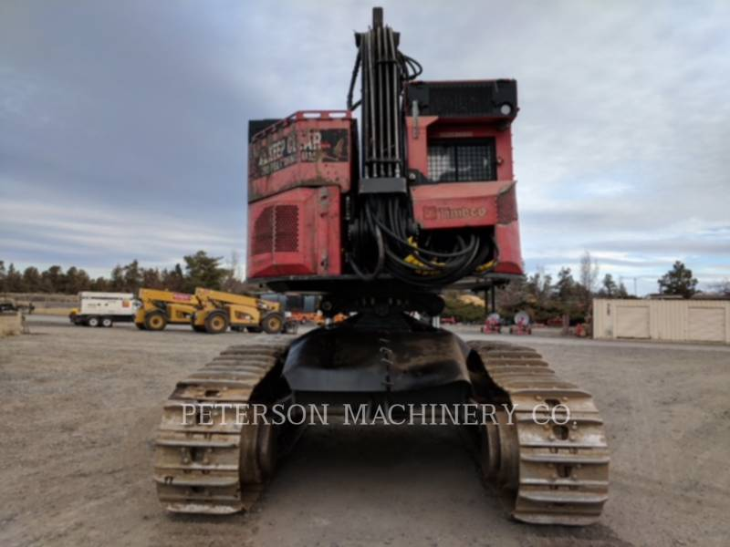 TIMBCO FORESTRY - FELLER BUNCHERS 445EXL equipment  photo 4