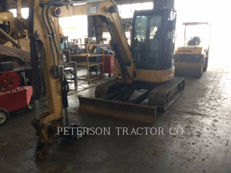 CATERPILLAR TRACK EXCAVATORS 305.5E CR equipment  photo 7
