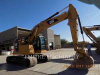 CATERPILLAR PELLES SUR CHAINES 325FLCR equipment  photo 1