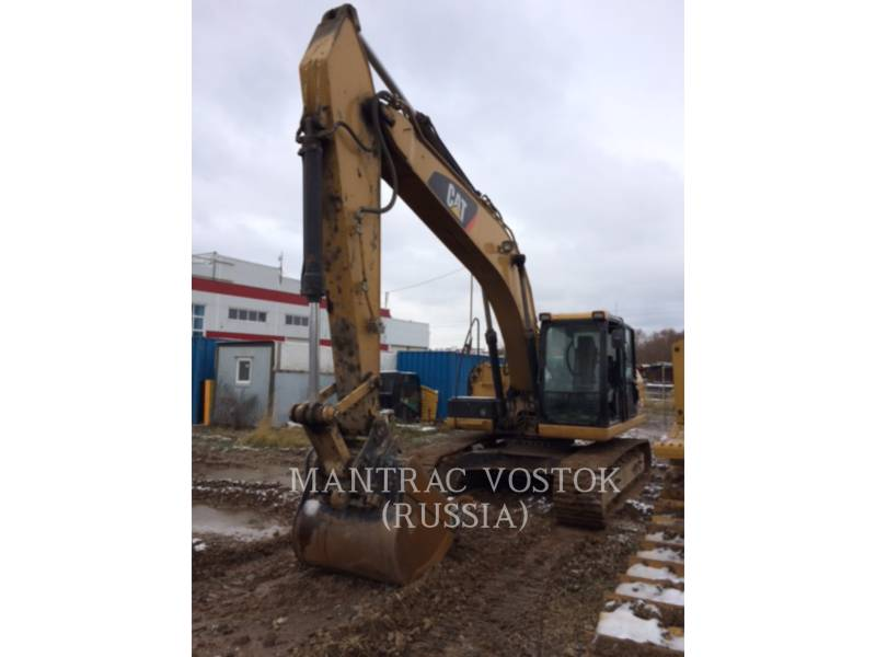 CATERPILLAR TRACK EXCAVATORS 320 D L equipment  photo 1