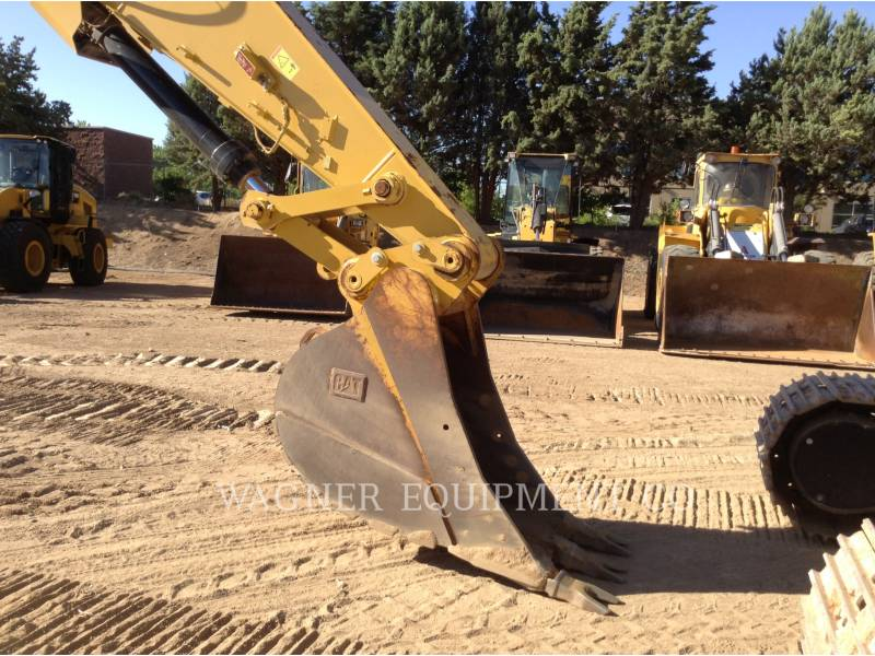 CATERPILLAR PELLES SUR CHAINES 326FL equipment  photo 7