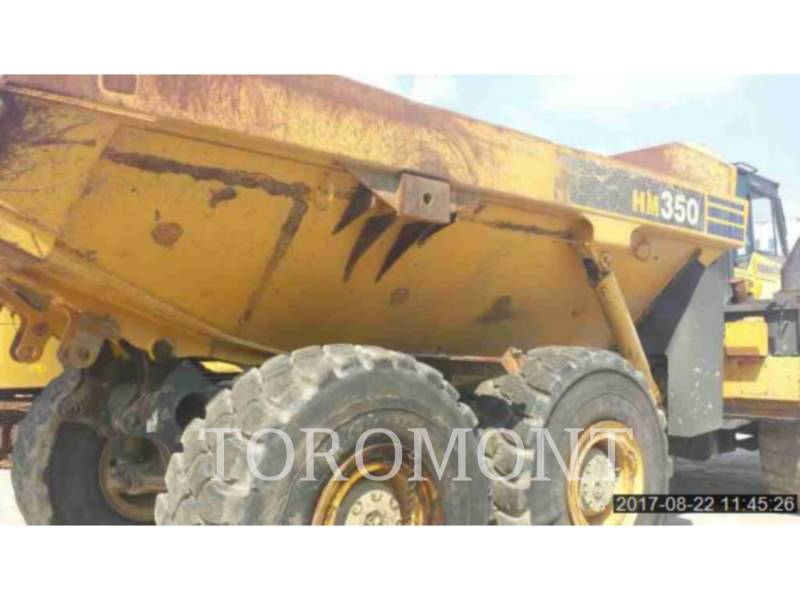KOMATSU LTD. OFF HIGHWAY TRUCKS HM350 equipment  photo 3
