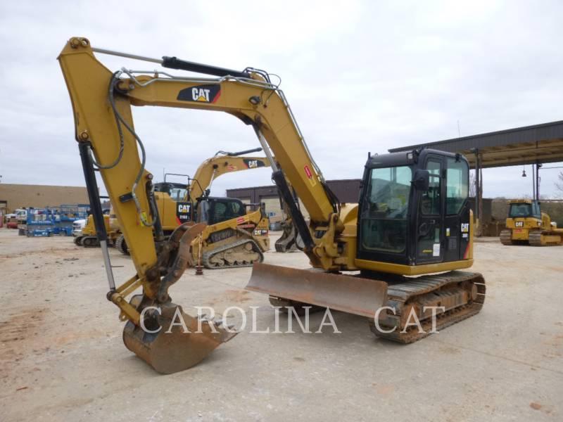 CATERPILLAR EXCAVADORAS DE CADENAS 308E2CR TH equipment  photo 3