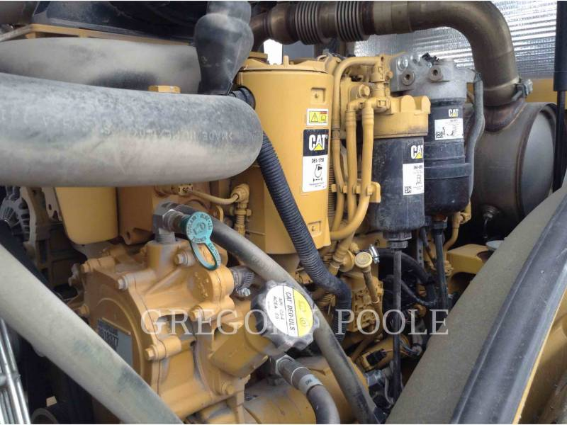 CATERPILLAR VIBRATORY SINGLE DRUM SMOOTH CS54B equipment  photo 15