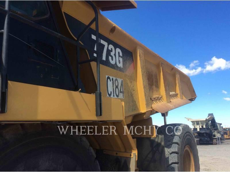 CATERPILLAR OFF HIGHWAY TRUCKS 773G equipment  photo 22