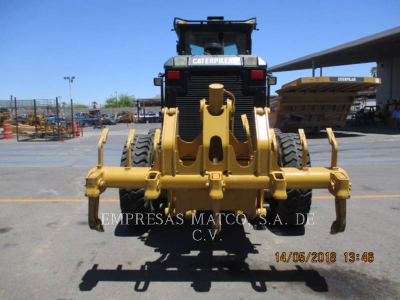 CATERPILLAR MOTONIVELADORAS 12M equipment  photo 9